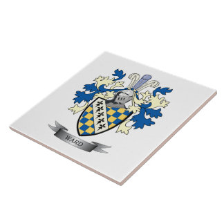 Ward Coat of Arms Tiles