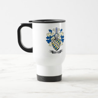 Ward Coat of Arms Travel Mug