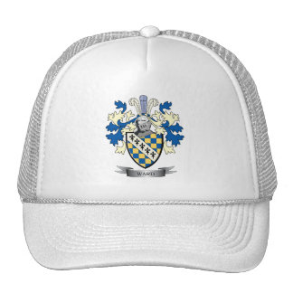Ward Coat of Arms Trucker Hat