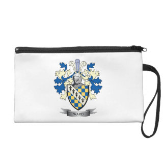 Ward Coat of Arms Wristlet Purse