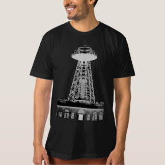 Wardenclyffe Tower - Before and After T-Shirt
