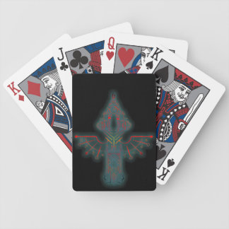 Warding Lines Bicycle Playing Cards