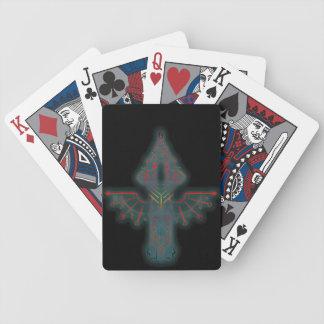 Warding Lines Poker Deck