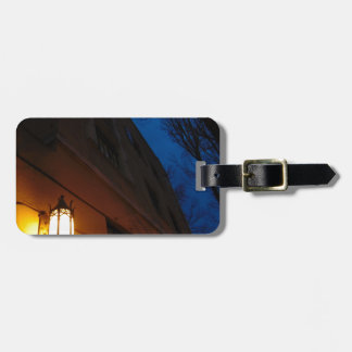 Warding Off The Night Luggage Tag