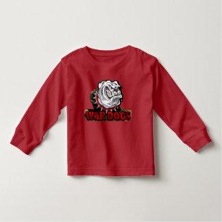 wardog longsleeve toddler t-shirt
