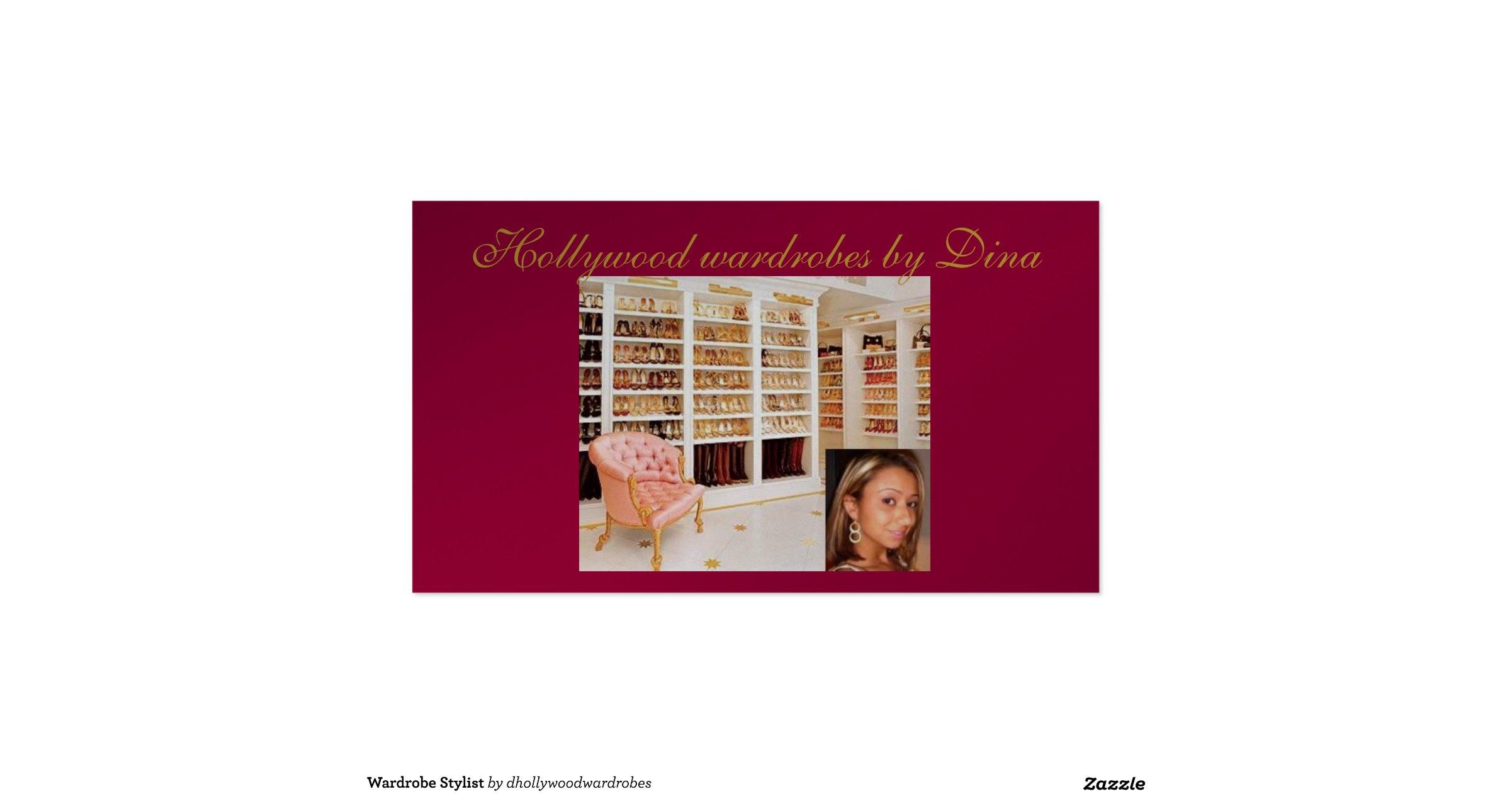 Photo Wardrobe Stylist Business Cards Images