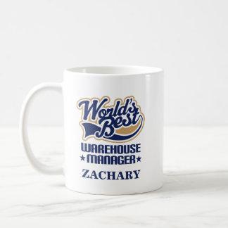 Warehouse Manager Personalized Mug Gift