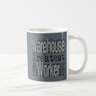 Warehouse Worker Extraordinaire Coffee Mug
