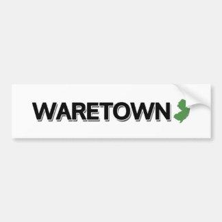 Waretown, New Jersey Bumper Sticker