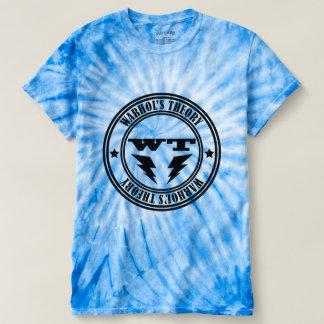 Warhol's Theory TieDie T-shirt
