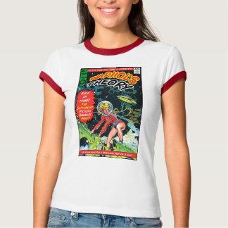 Warhol's Theory Women's Ring WT Wing T-Shirt