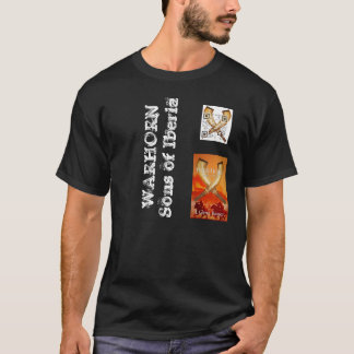 WARHORN  Sons of Iberia T-Shirt