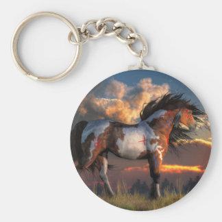 Warhorse Keychain