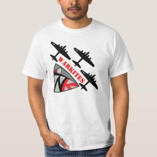 Warkites B-17 Formation T-Shirt