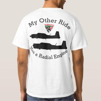 "Warkites CJ6A ""My other ride"" T-Shirt"