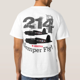 "Warkites Corsair ""Semper Fly"" T-Shirt"