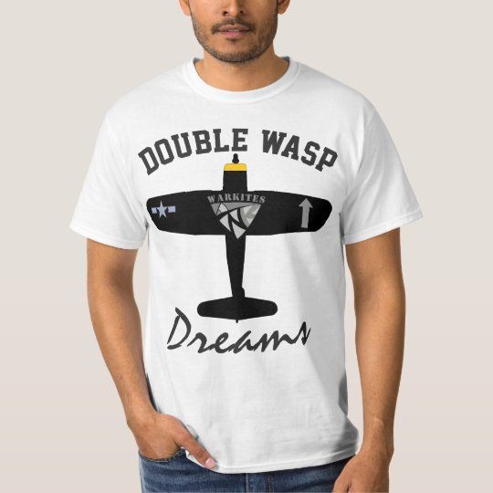 "Warkites ""Double Wasp Dreams"" T-Shirt"