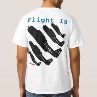 "Warkites ""Flight 19"" TBF Avenger T-Shirt"
