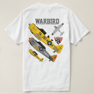 "Warkites ""In Flight Photography"" AT-6 T-Shirt"
