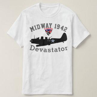 """Warkites """"Midway 1942"""" Devastator T-Shirt"""