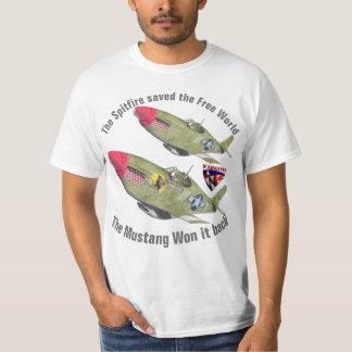 Warkites P-51 Mustang T-Shirt