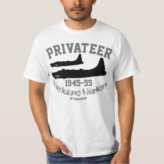 "Warkites PB4Y Privateer ""Hurricane Hunters"" T-Shirt"