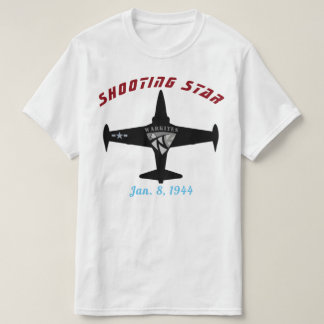 "Warkites ""Shooting Star"" P-80 T-Shirt"