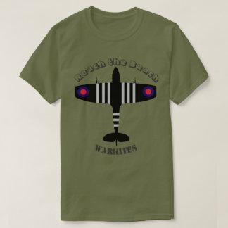 """Warkites Spitfire """"Reach the Beach"""" T-Shirt"""