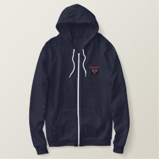 warkites thermal hoodie
