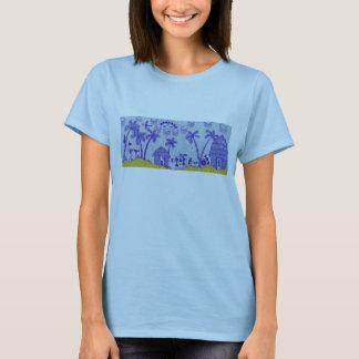 Warli_Morning T-Shirt