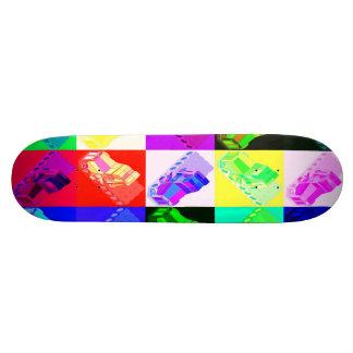 Warlong-Haul Space Truckin Conventional Cabs Skateboard Decks
