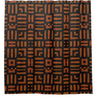 Warm African Tribal Design