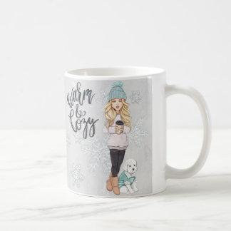 Warm and Cozy Coffee Mug