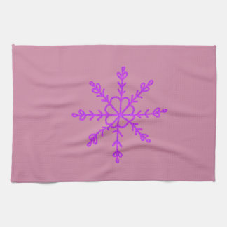 Warm and Lovely Christmassy Kitchen Towel