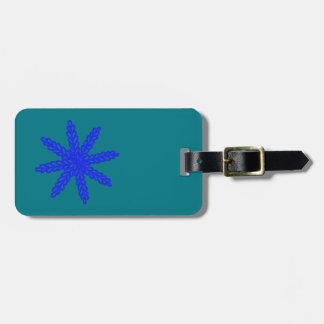 Warm and Lovely Christmassy Luggage Tag
