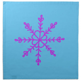 Warm and Lovely Christmassy Napkin