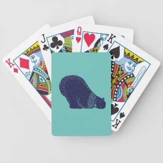 Warm and Lovely Christmassy Poker Deck