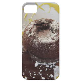 Warm chocolate fondant lava cake dessert case for the iPhone 5