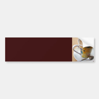 Warm Cup of Coffee Bumper Sticker