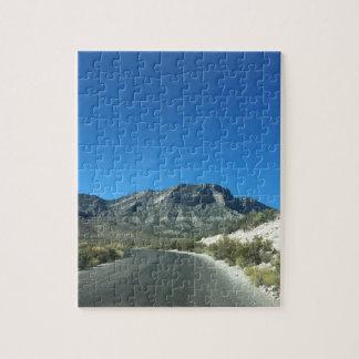 Warm desert days puzzle