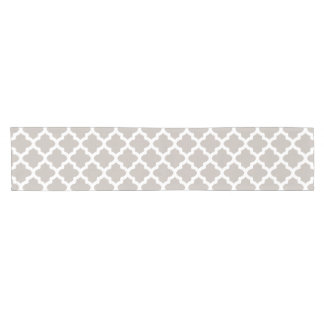 Warm Gray Table Runner
