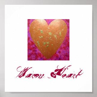 Warm Heart Poster