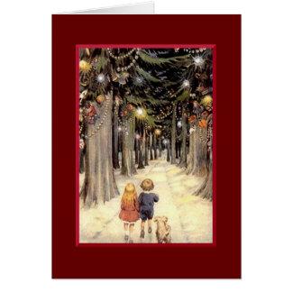 Warm & Loving Holiday Season Card