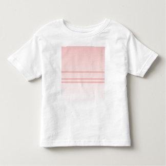 Warm Pink. Simple Elegant Design Tee Shirt