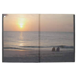 "Warm Thoughts Ocean Sunrise iPad Pro 12.9"" Case"