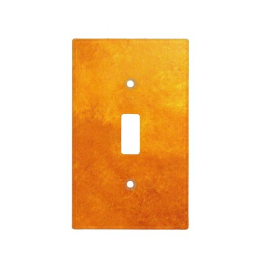 Warm Tones Switch Plate Light Switch Cover