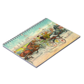 Warm-Up Lap 1893 Notebooks