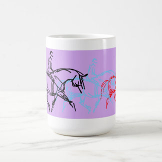 Warm up Trot Mug - Purple