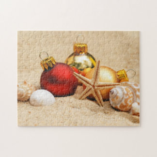 Warm Weather Christmas Puzzle