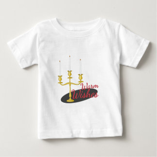 Warm Wishes Baby T-Shirt